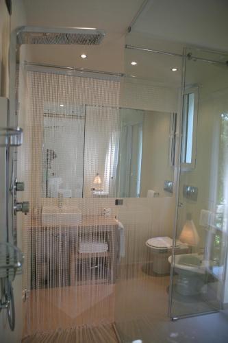 Ванная комната в Villa Martini