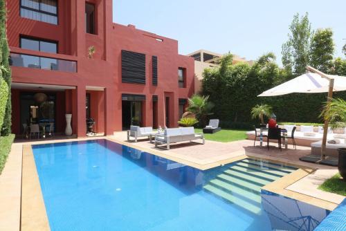 Villa Riad Al Maaden