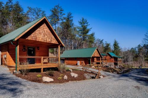 Laurel Mountain Retreat - Elk Path Cabin