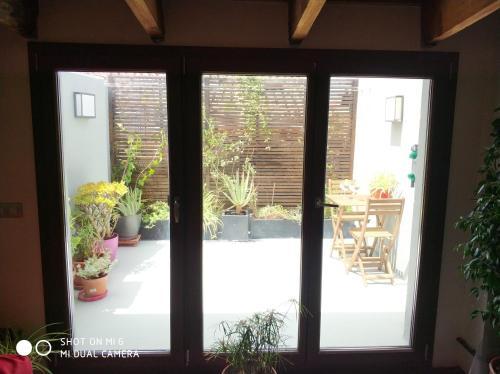 Casa entrada privada