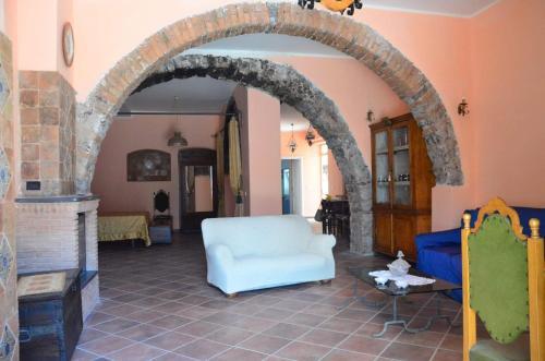 casa tra l'Etna ed il mare di Taormina