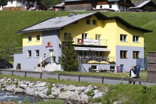 Restaurant und Appartement