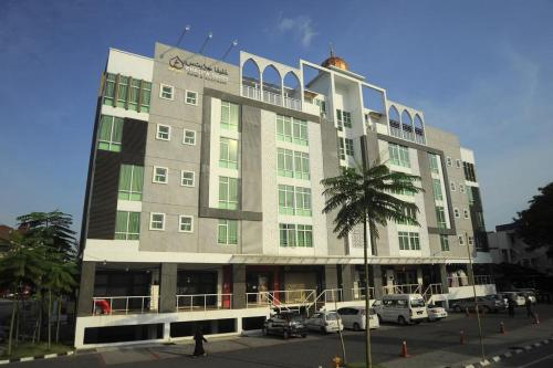 Khalifa suite guest house (nik adik)