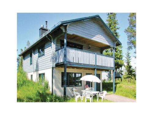 Holiday home Lindvallen Blåbyn Sälen