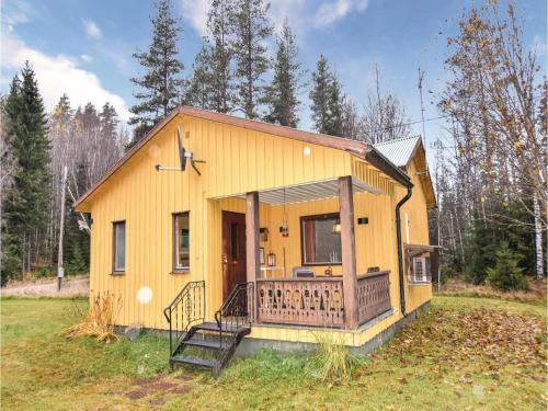 One-Bedroom Holiday Home in Syssleback