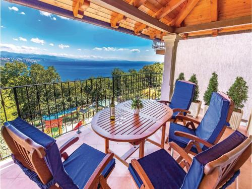 Holiday Home Opatija with Sea View 02