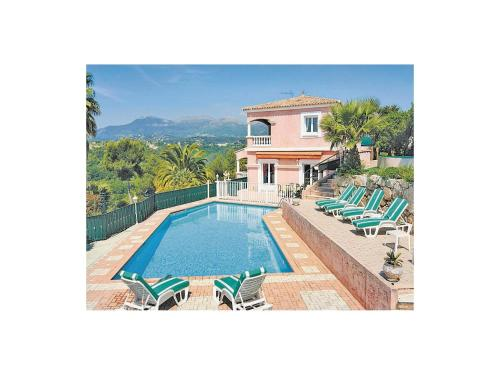 Holiday home Cagnes sur Mer KL-1565