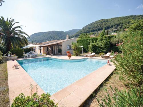 Studio Holiday Home in Tourrettes sur Loup