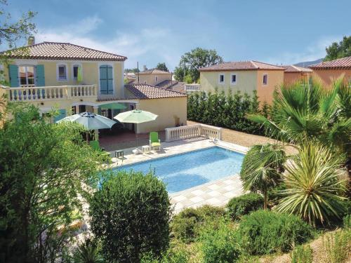 Holiday Home Roquebrune sur Argens with Fireplace I