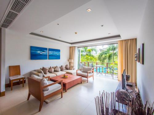 2 Bedrooms Cosy Nai Thon Beach EF03