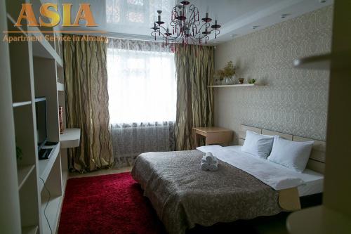 Apartment Mega on Balzak street
