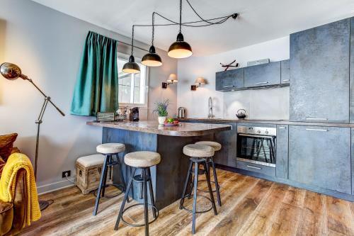 Cocon ultra design et confort proche Paris