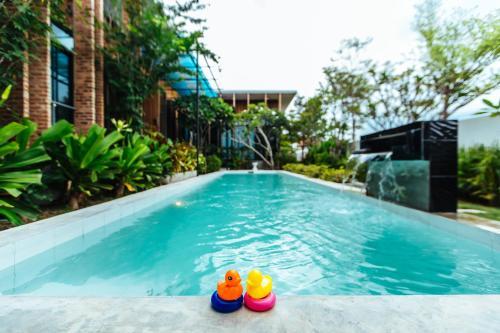 C 'Smile pool villa Chiangmai