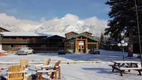 Rundle Mountain Lodge