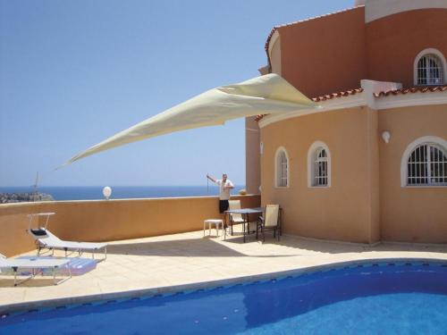Holiday home Villajoyosa 89 with Outdoor Swimmingpool