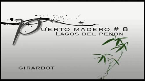 Lagos Peñon-Puerto Madero 8