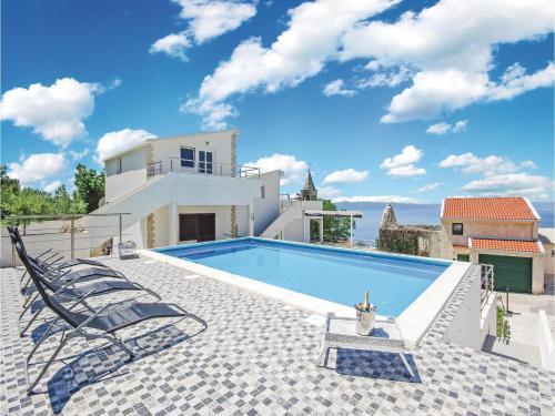 Holiday home Podgora 16