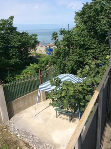 Балкон или терраса в Kety House
