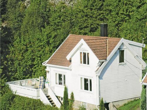 Holiday home Sør-Audnedal Nodevik
