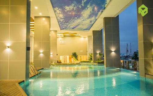 Best Deal in Saigon Galaxy 9 Luxury Apartment Cityview Pool !