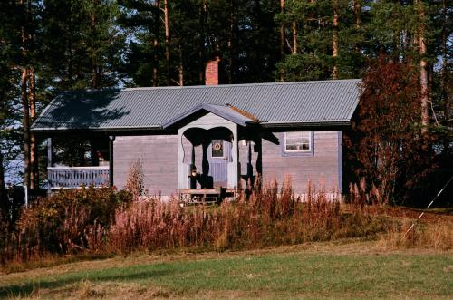Sjönära hus i Jämtland