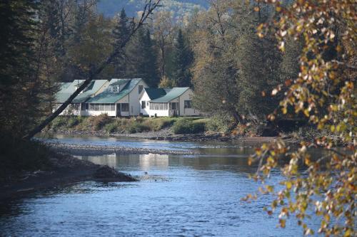 Chalets Camp Melançon - ZEC Petite Cascapédia