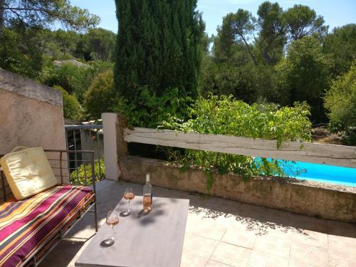 T2 proche Aix en provence