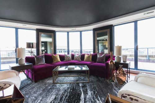 Condo hotel 3 bedroom penthouse suite washington d c - Washington dc suites hotels 2 bedroom ...