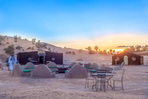 Bivouac Rêve Sahara-Dar Azawad