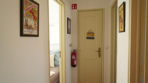 A bathroom at Silver Light - Touristic Apartments
