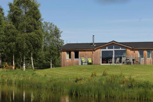 Pitlandie Wood Lodge