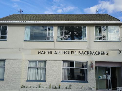 Napier Art House Backpackers