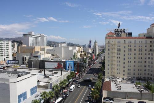 Loft on Hollywood Walk of Fame