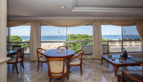 Copacabana Luxury Sea View