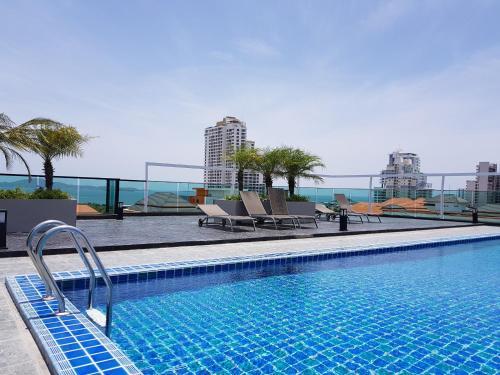 Siam Oriental Plaza. Apartments de Luxe