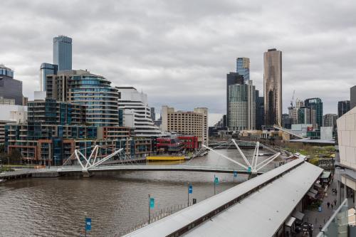 South Wharf Melbourne