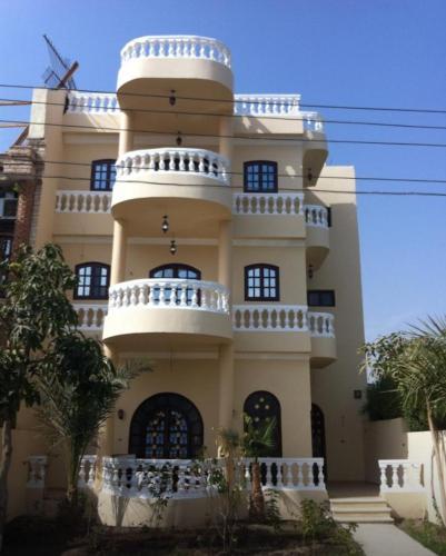 West bank villa