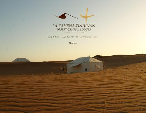 La Kahena Camps & Lodges By Sacred Tinhinan