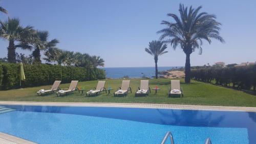 Kapparis Beach Front Villa