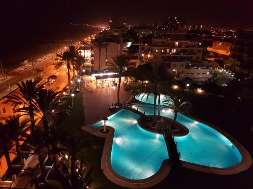 Stunning front line views in Playa Muchavista