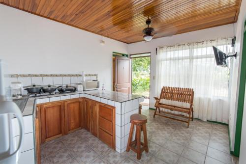 Two Bedrooms Apartment - Downtown La Fortuna