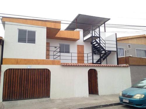 Habitaciones Sagasca