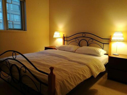 Richmond Master Bedroom in Condo
