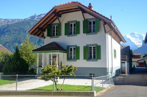 Jungfrau Family Holiday Home