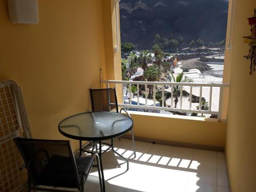 Un balcón o terraza de Apartamento Luz y Mar