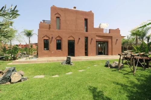 Villa palmeraie