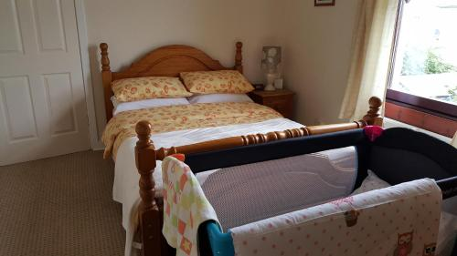 A bed or beds in a room at Apartment Musselburgh