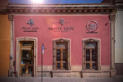 Monte Leon Hotel Boutique & Galeria