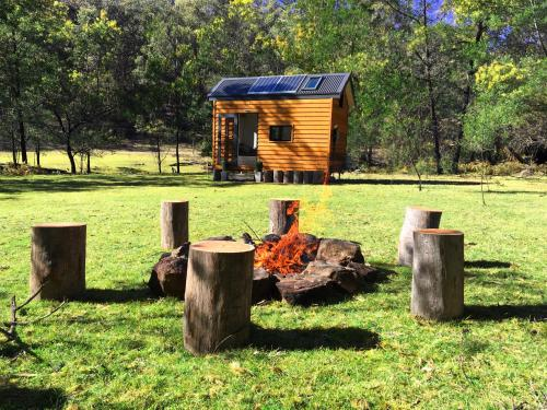 In2thewild Tiny House - Christopher