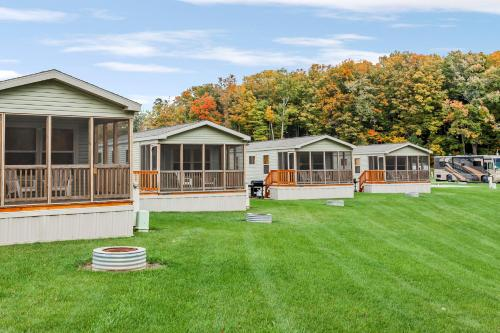 Hidden Ridge RV Resort - Michigan